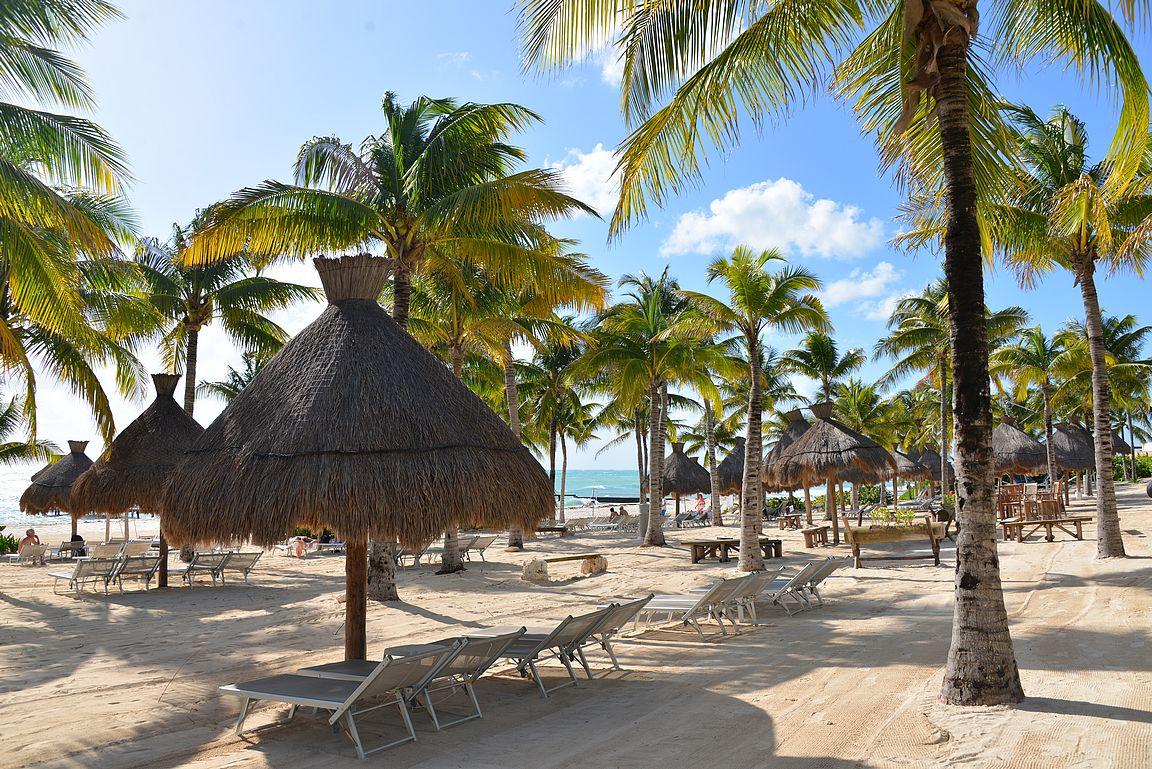 Itse tykkään rannoista, missä pääsee halutessaan palmun alle varjoon kirjaa lukemaan.