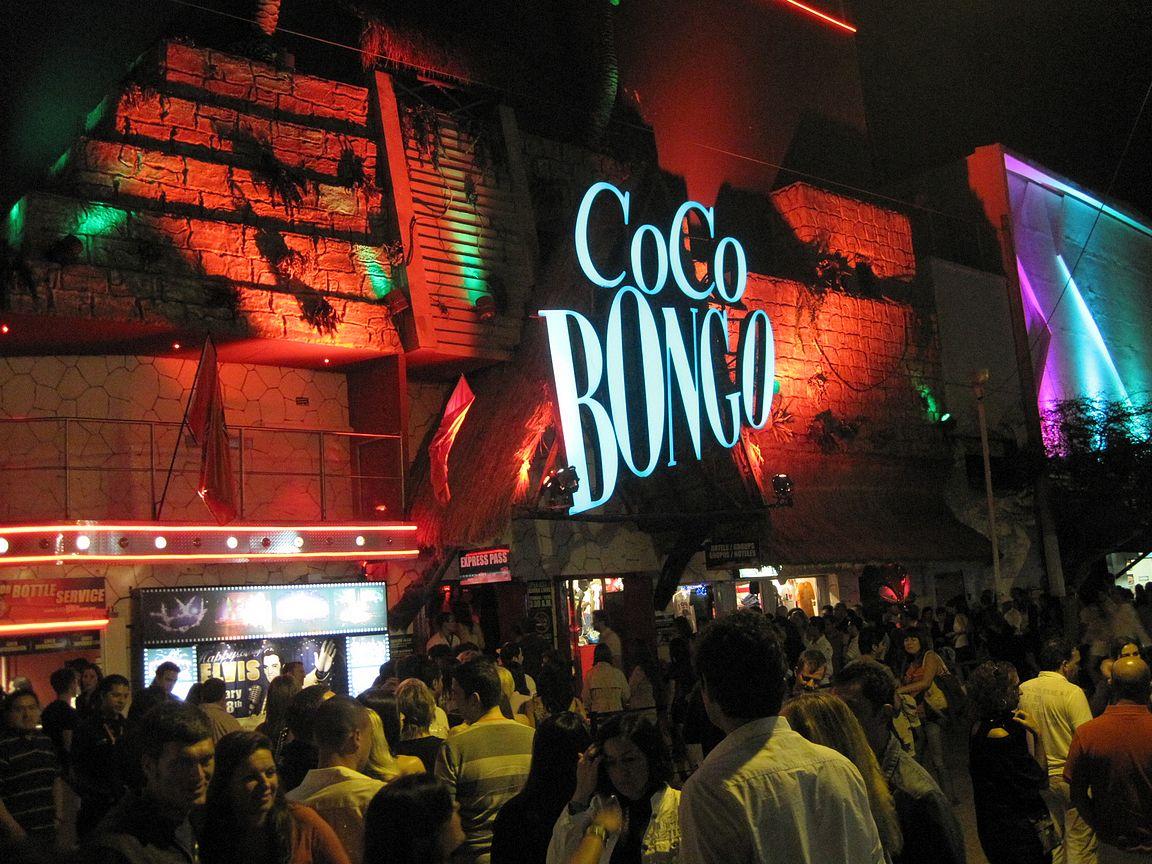 Coco Bongo on monen mielestä paras paikka yöelämässä.