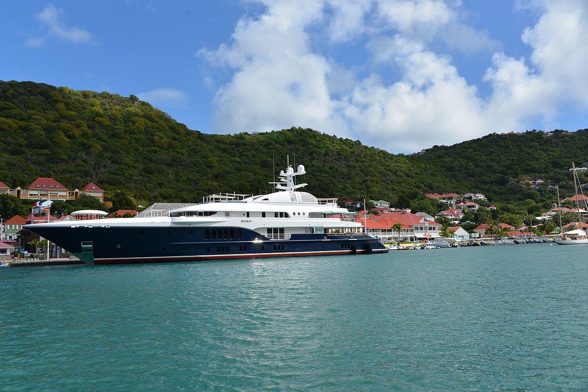 Gustavian satamassa ollut Sycara V olisi nyt myynnissä hintaan 62.500.000 EUR.