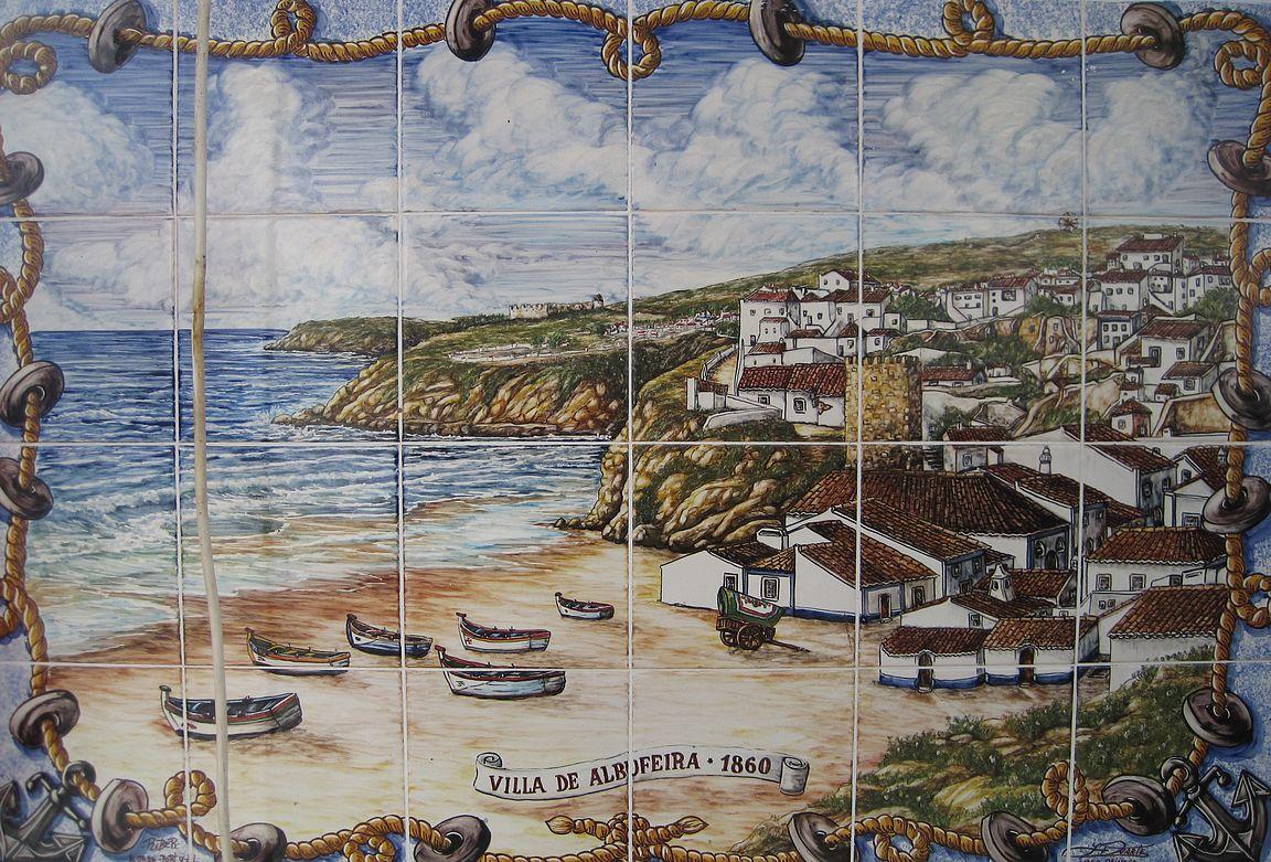 Albufeira on Algarven tunnetuin kaupunki.