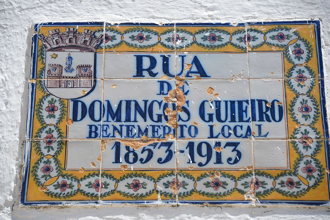 Kaakelit kuuluvat Portugalin katukuvaan.
