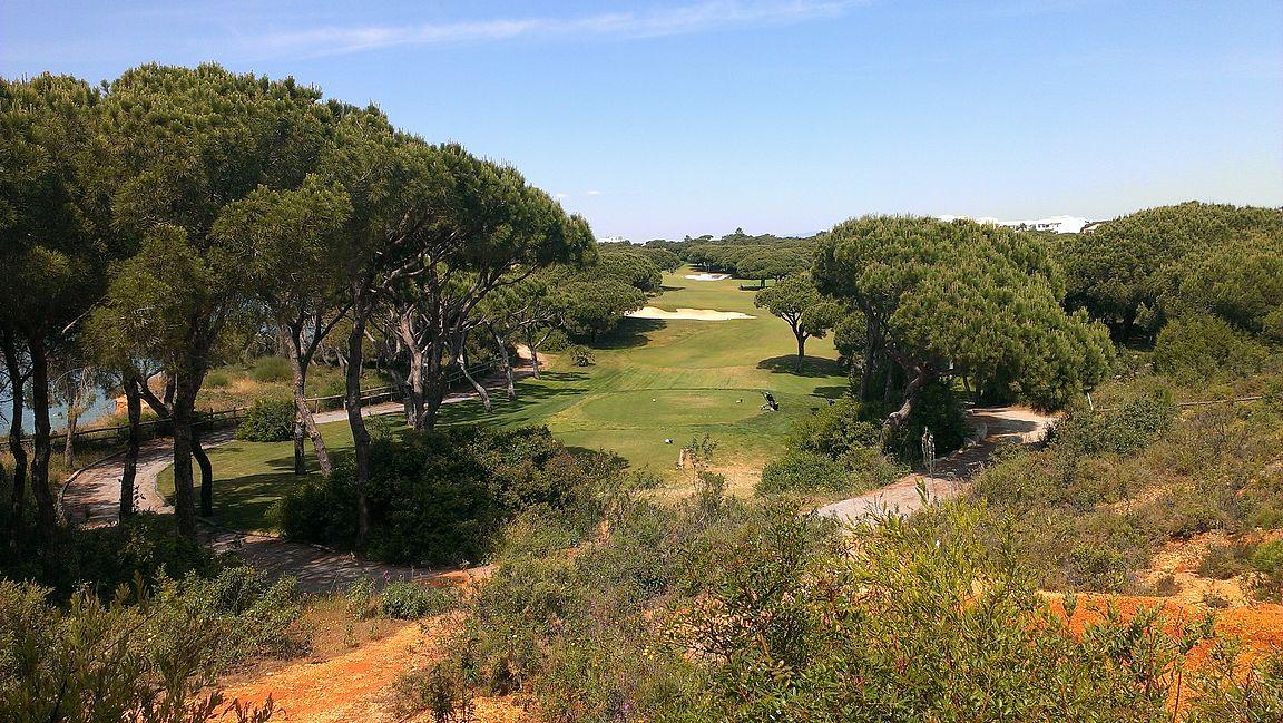 Vilamoura on erinomainen vaihtoehto golflomalle.