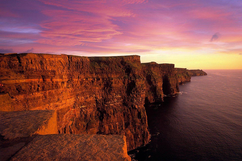 Wild Atlantic Way - Irlannin parhaat maisemat