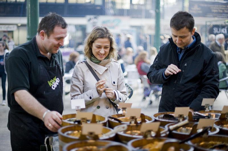 St. George's Market, Belfast copyright Tourism Ireland