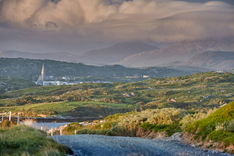 Clifden, County Galway copyright Tourism Ireland