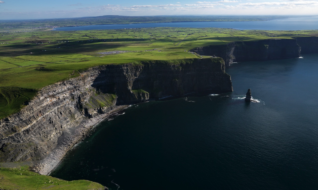 Cliffs of Moher copyright Tourism Ireland