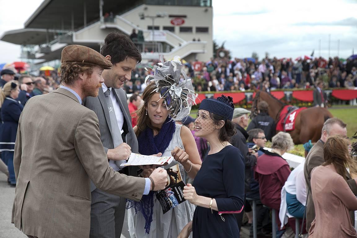 Heinäkuun lopulla oleva Galway Races ja syyskuussa oleva Osterifestivaalit on Galwayn tapahtumakalenterin vuotuiset kohokohdat. copyright Tourism Ireland