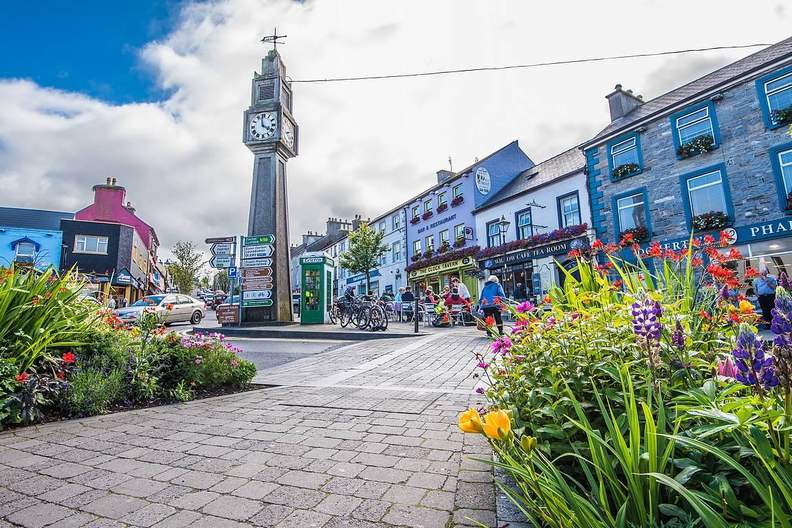 Westport copyright Tourism Ireland