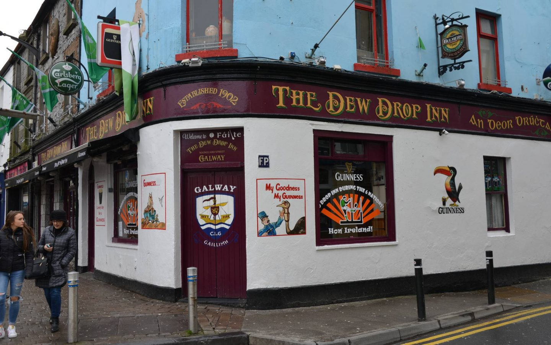 Galwayn parhaat pubit - yksi ylitse muiden pub-kierroksella