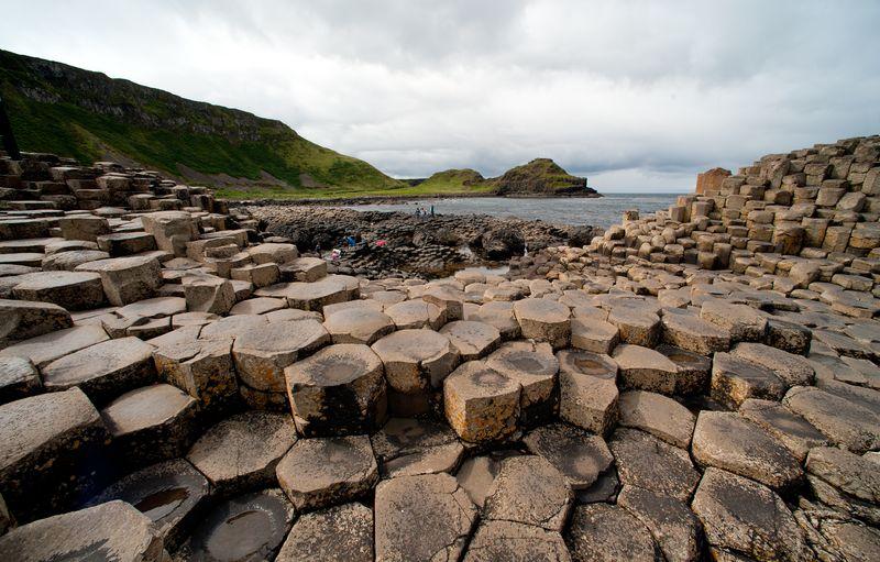 Giants Gauseway copyright Tourism Ireland