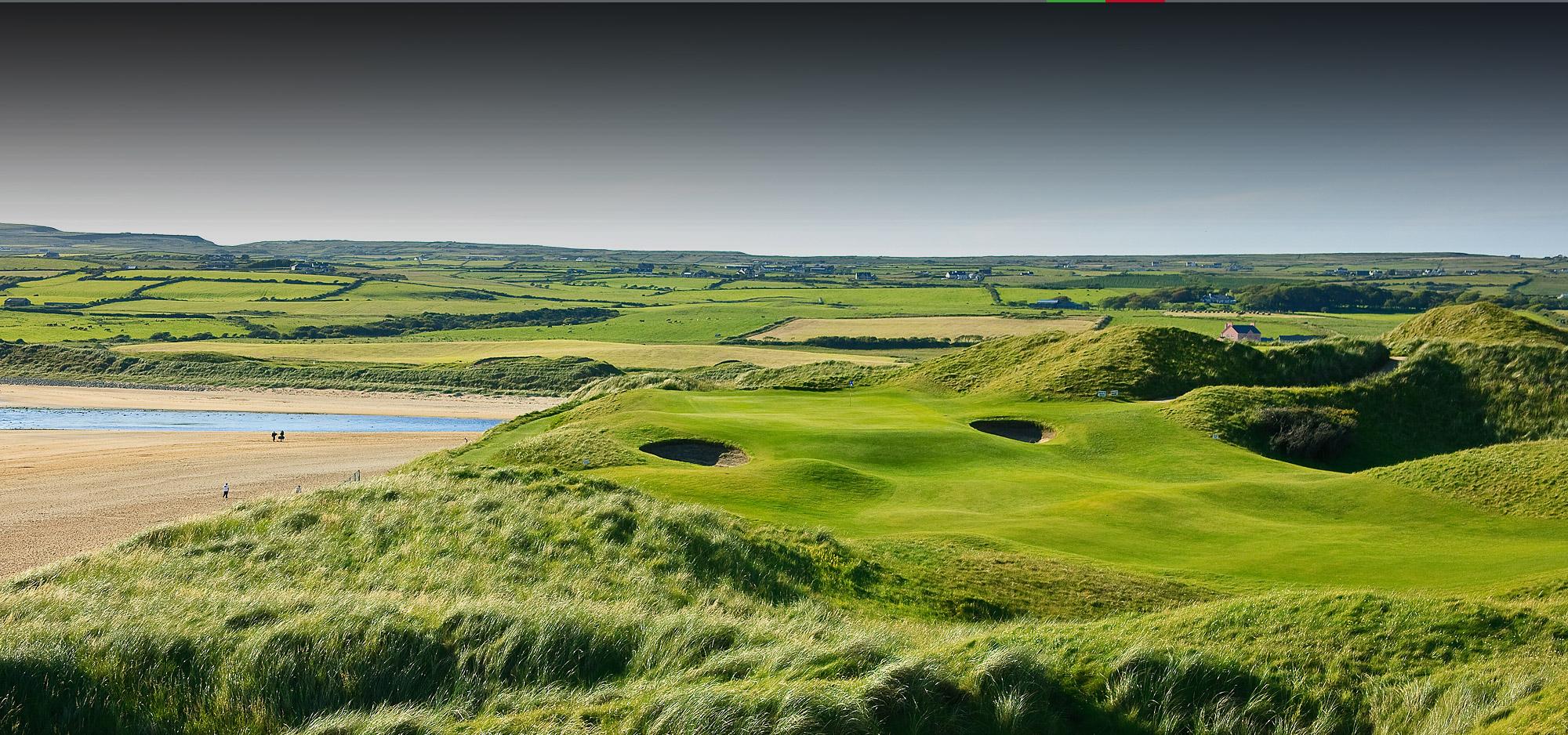 Lahinch golf club copyright Lahinch golf club