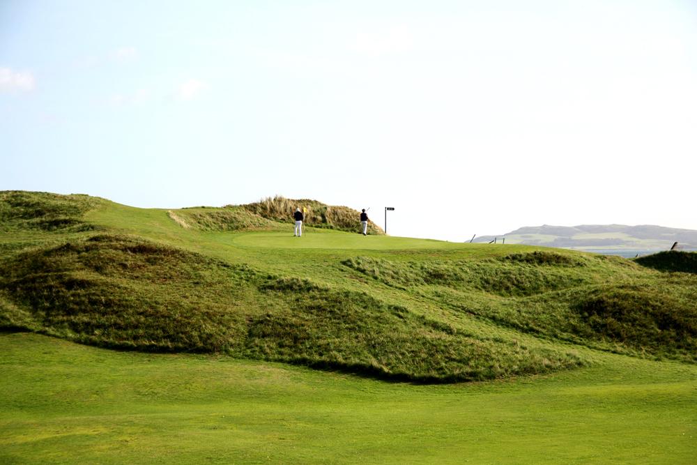 Corballis links copyright Corballis golf links club