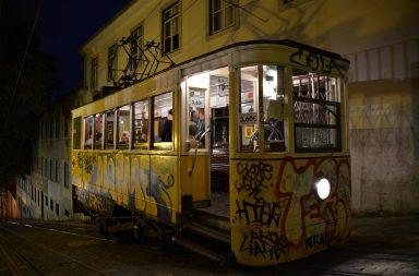Lissabonin raitiovaunut