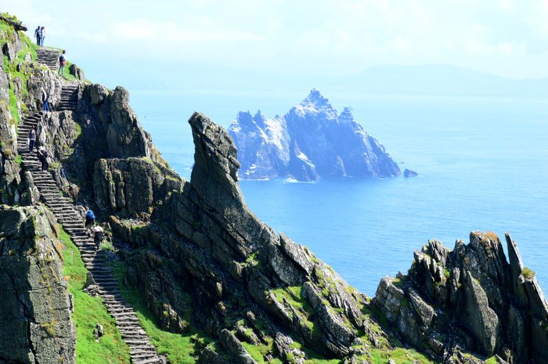 Skellig Michael Island copyright Tourism Ireland