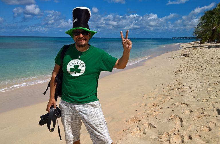 St. Patrick's Day Karibialla