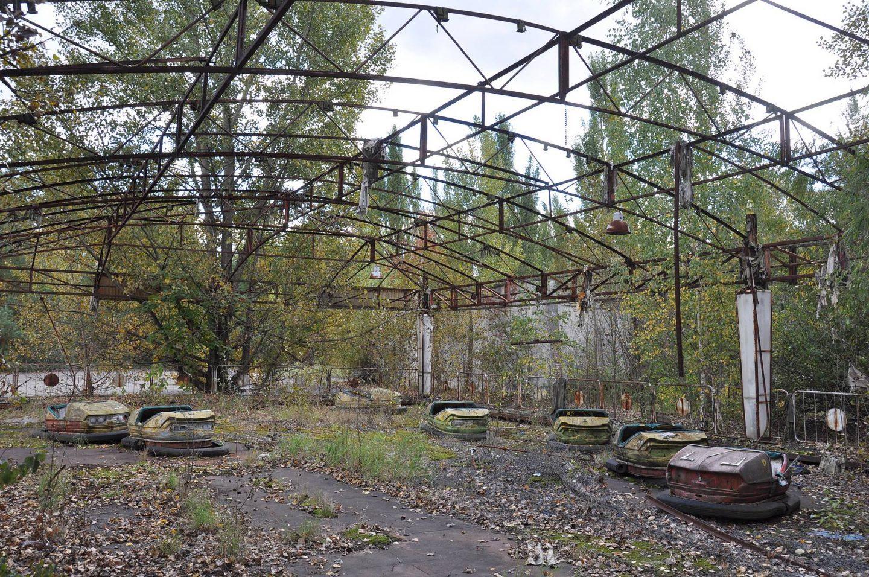 Tshernobyl - kuvaraportaasi Pripyatista