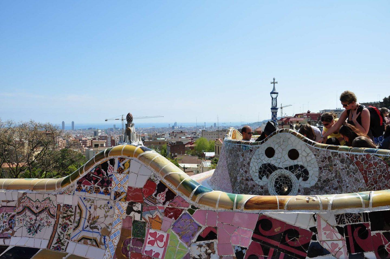 Gaudín Barcelona 48 tunnissa