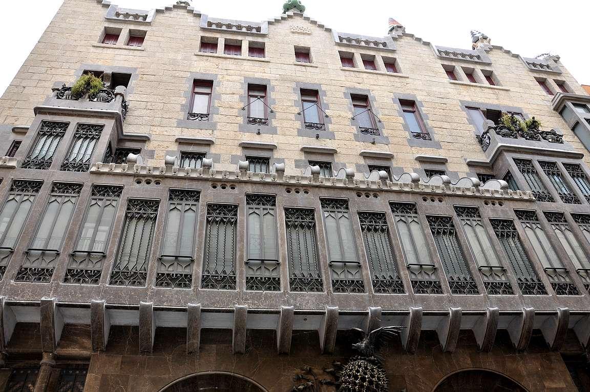 Güellin palatsi