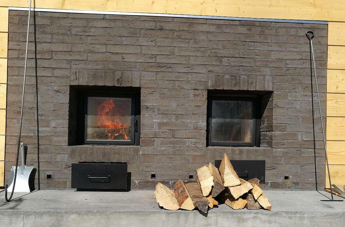 Normaalisti lämmitetään molemmat puolet, testiryhmälle lämpesi ainoastaan toinen saunoista.