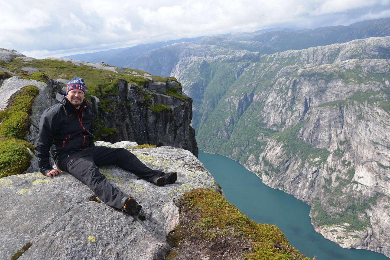 Retkeilyä Norjassa - luonnossa liikkujan unelmamaa