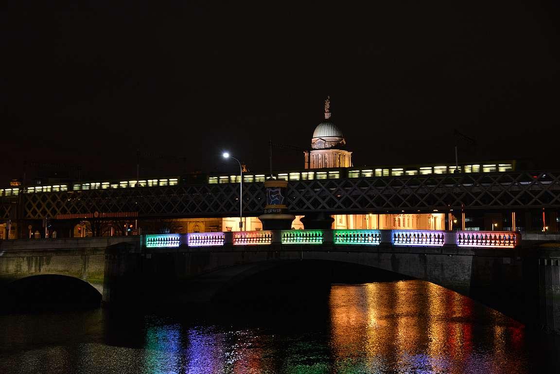 Dublin on tehty iltaelämästä nautiskelevalle.