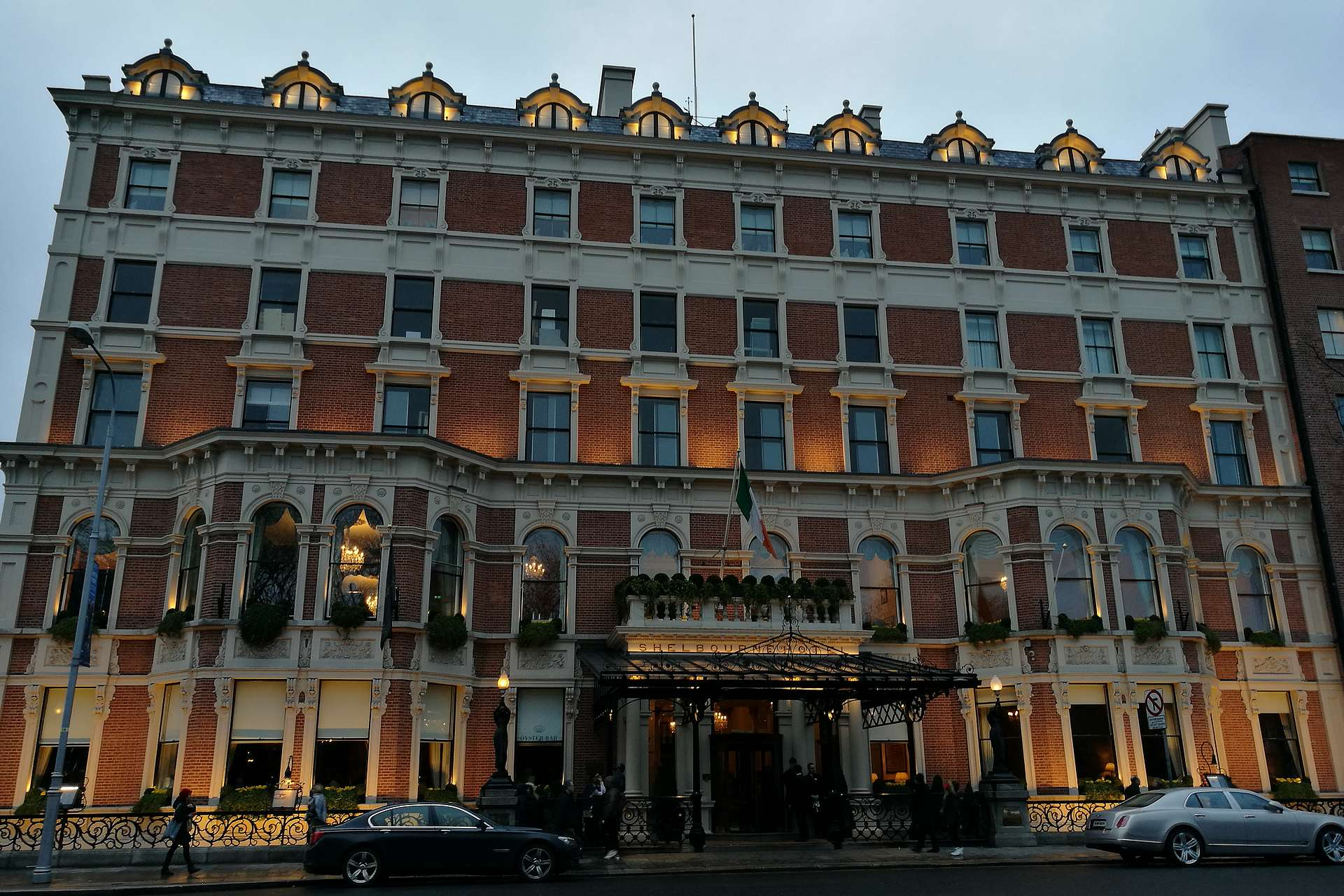 Dublin - The Shelbourne hotel