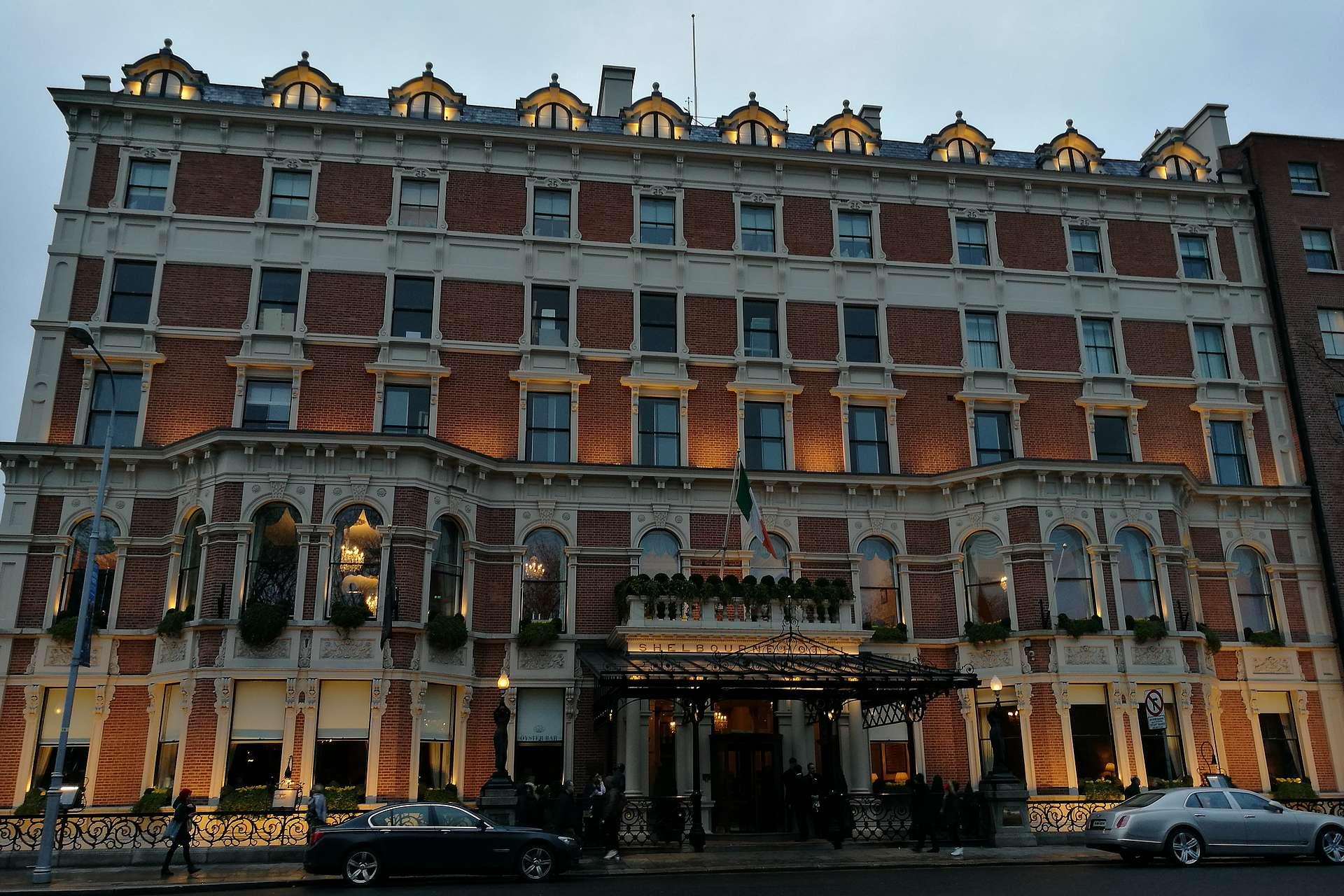 Dublin - The Shelbourne hotel