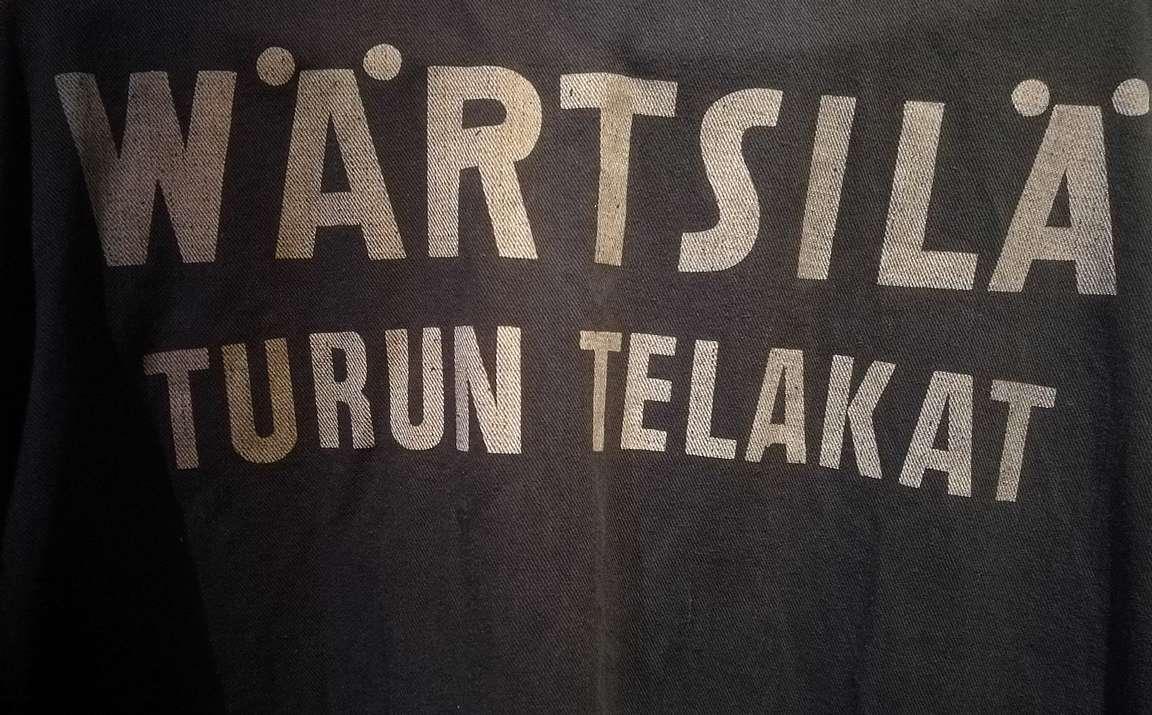 Telakkakierros alkaa Forum Mariniumista, joka on itsessään mielestäni Turun paras museo.