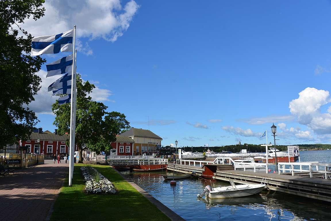 Naantali on yksi kauneimmista kesäkaupungeista Suomessa!