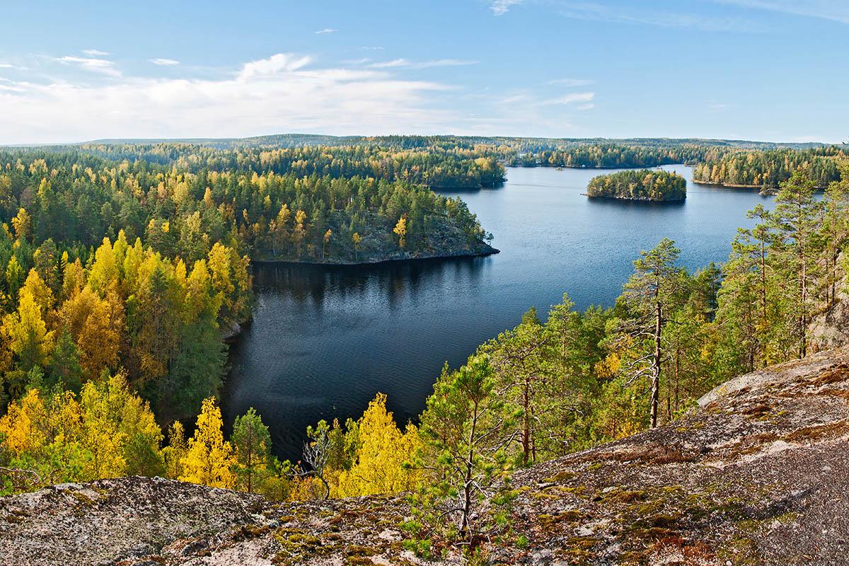 Repoveden kansallispuisto. Kuva: Yulia B / Shutterstock