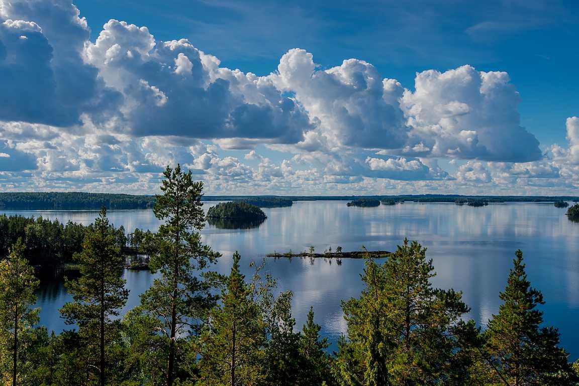 Linnasaaren kansallispuisto copyright VisitSavonlinna.