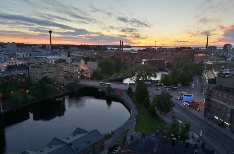 Tekemistä Tampereella