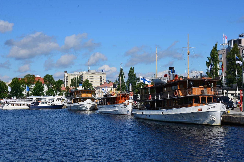 Top10 tekemistä Savonlinnassa