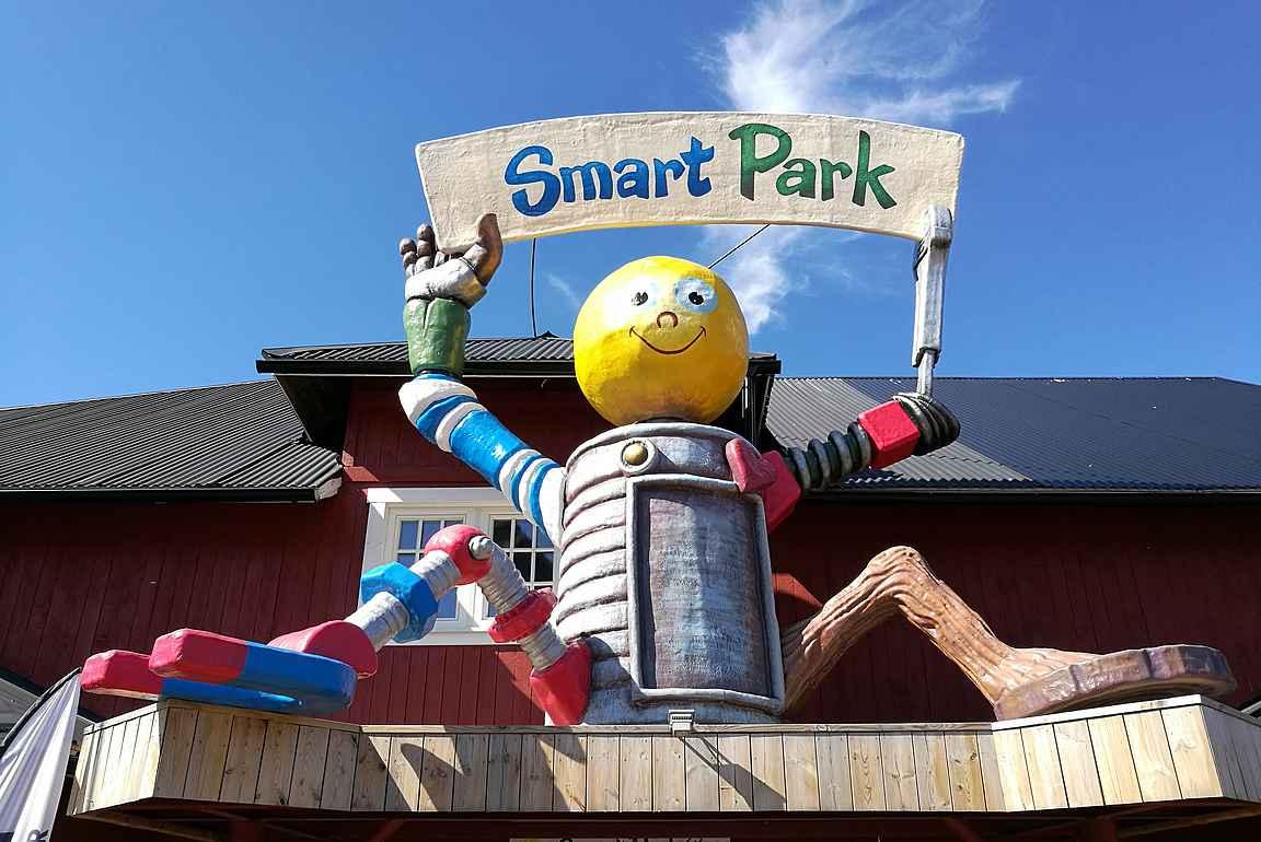 Smart Park - Ahvenanmaan oma huvipuisto.