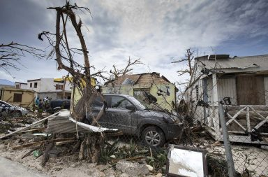 Hurrikaani Irma St Martin copyright Dutch Department of Defense