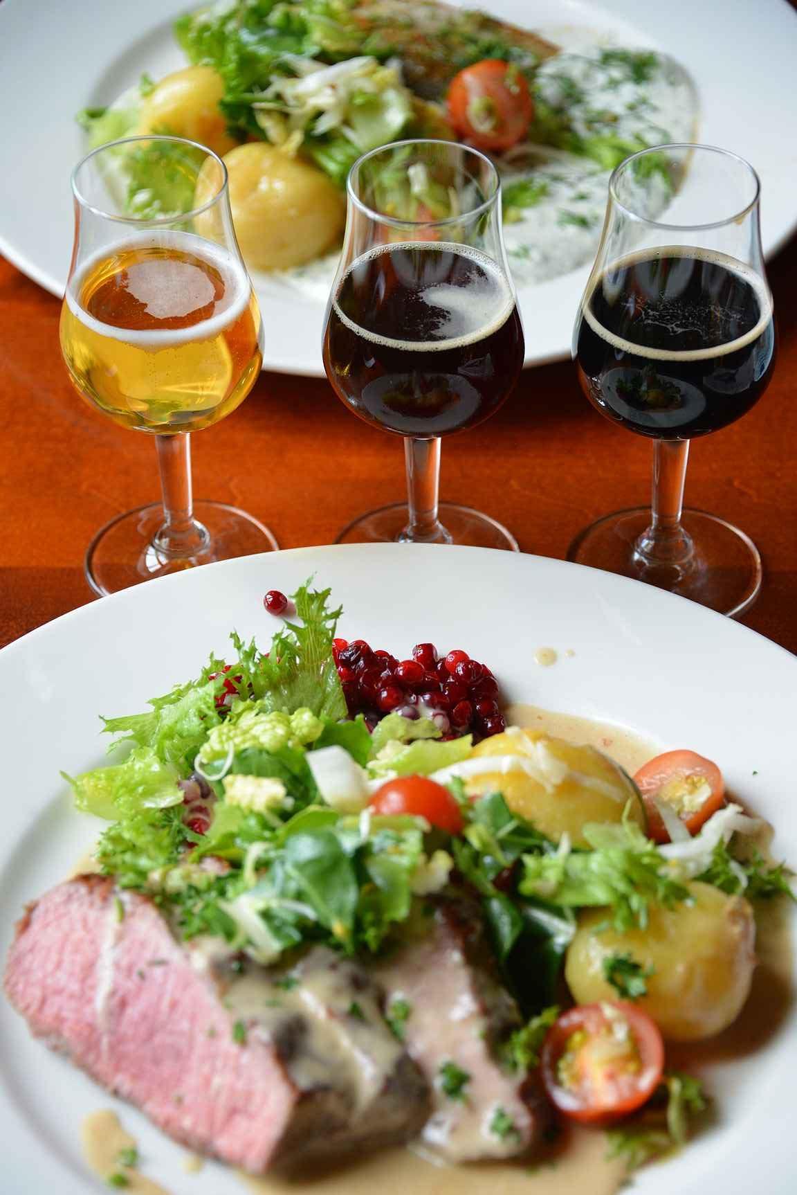 Stallhagenin panimoravintola on oluen ystävän pyhiinvaelluskohde Ahvenanmaalla.