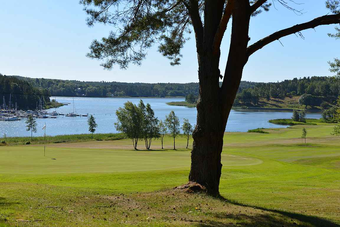 Ålands Golfklubb ja Smakbyn on golfarille toimiva yhdistelmä.