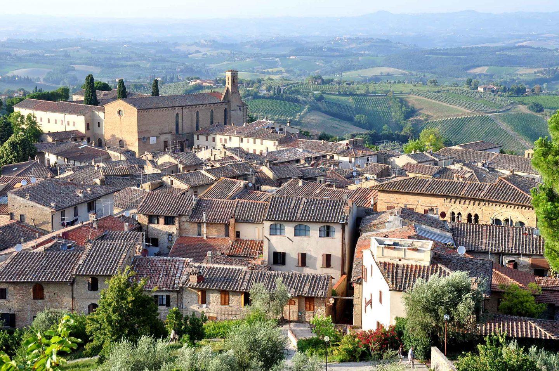 Toscanan nähtävyydet - 10 vinkkiä Toscanaan