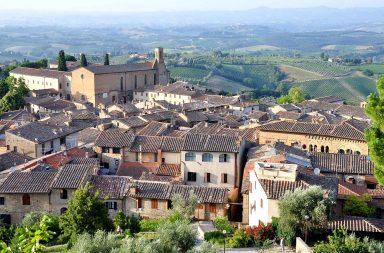 Toscanan nähtävyydet