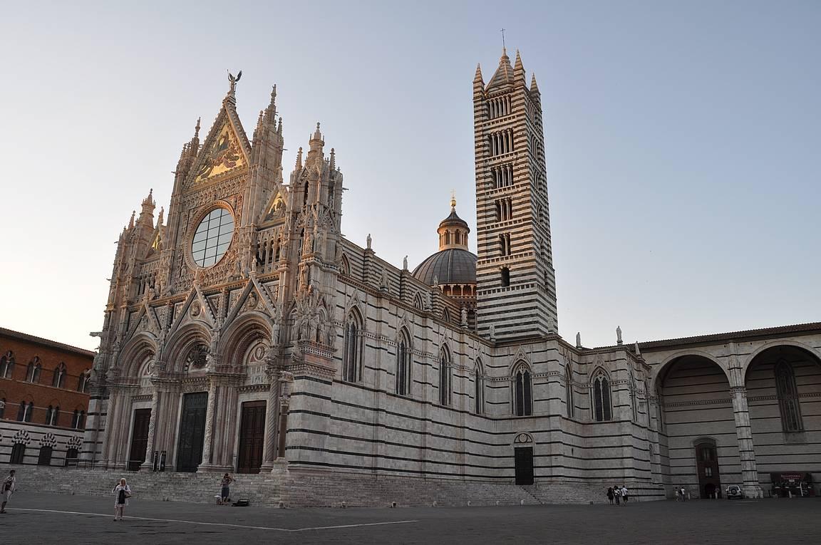 Sienan katedraali.