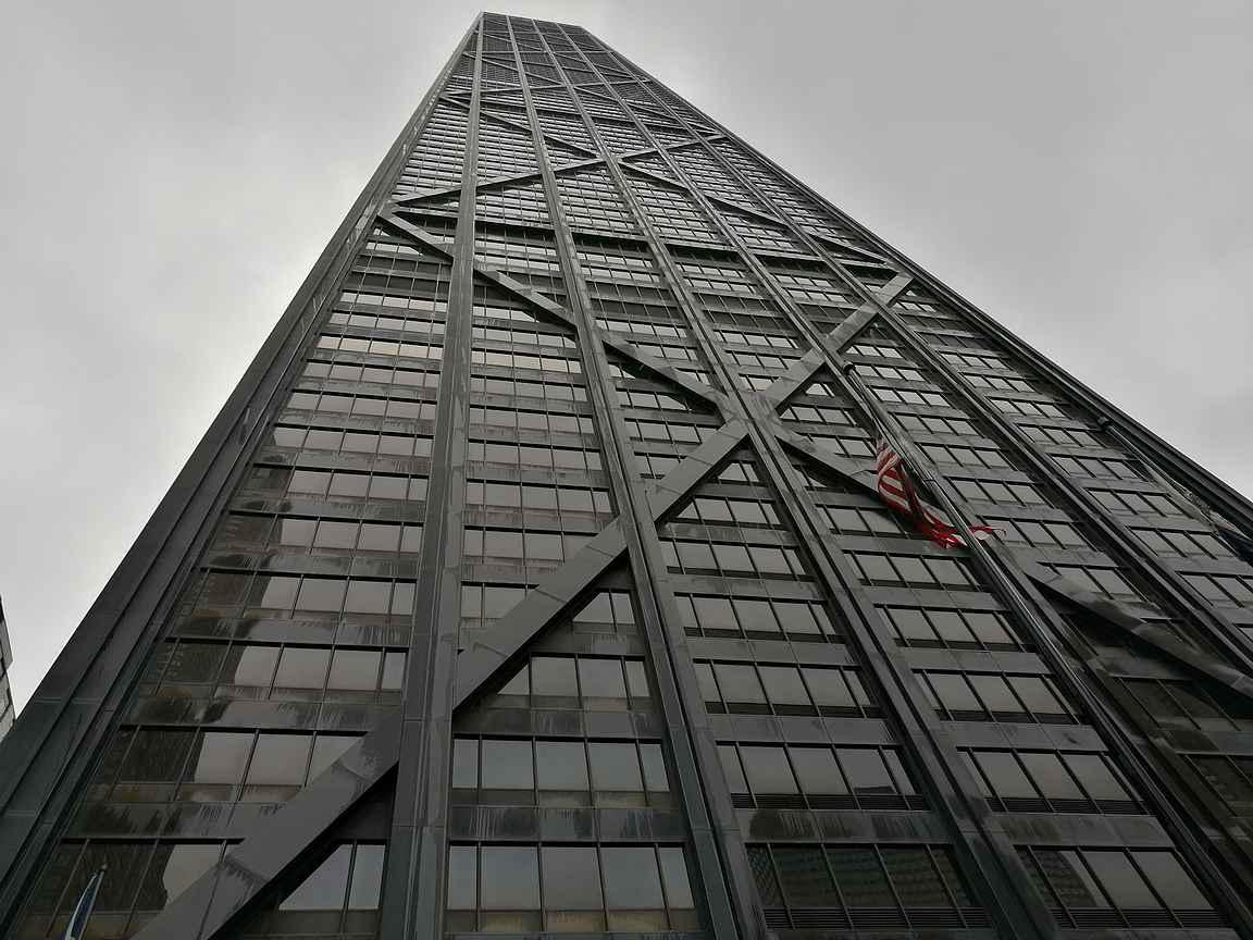 360 Chicago ovat arkkitehtuurin mestariteoksia.