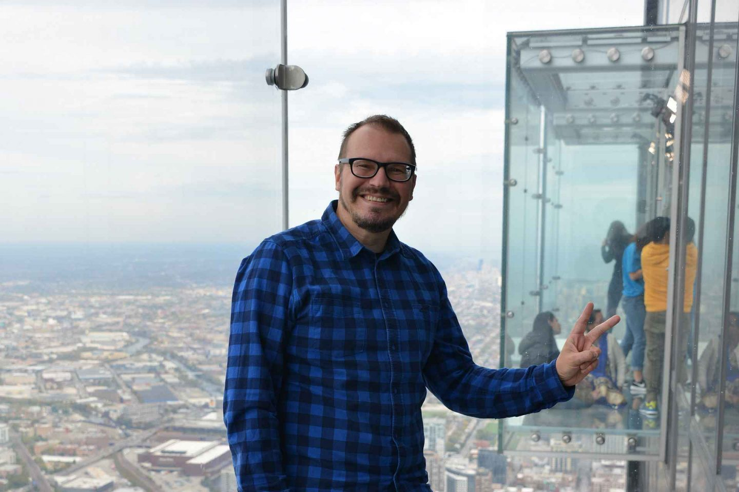 360 Chicago ja Willis Tower