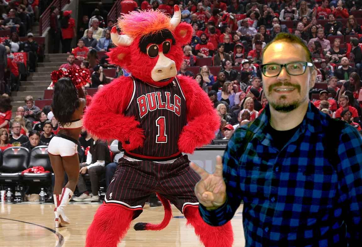 #24 Lauri Markkanen Chicago Bulls - NBA-uran ensimmäinen kotipeli