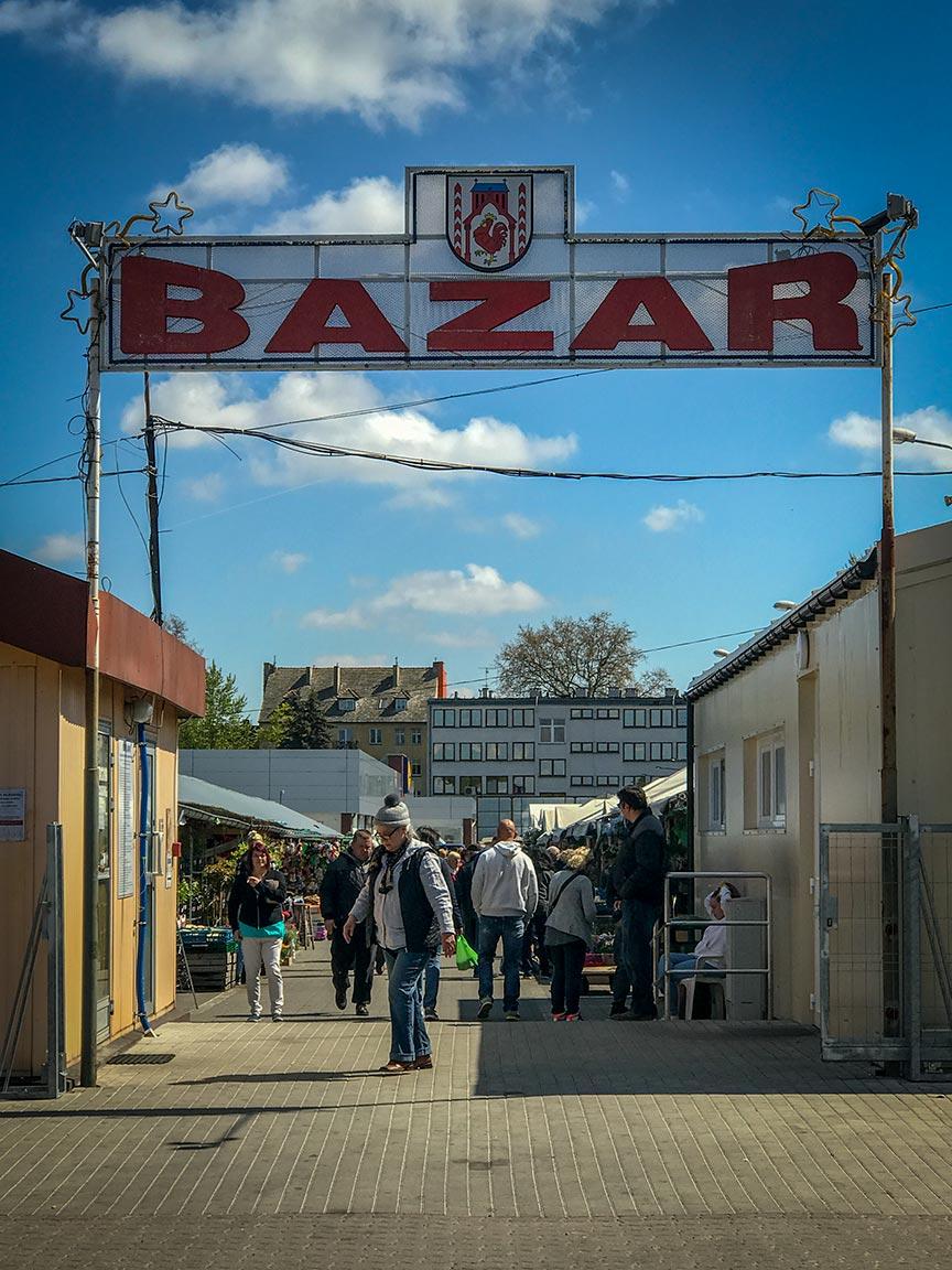 Sludice Bazaar - Puola.