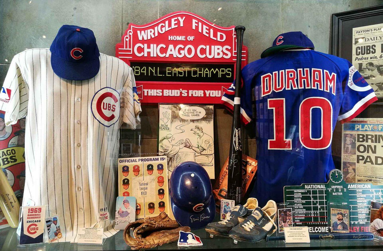 Chicagon urheiluopas - kaikki lajit samassa paketissa