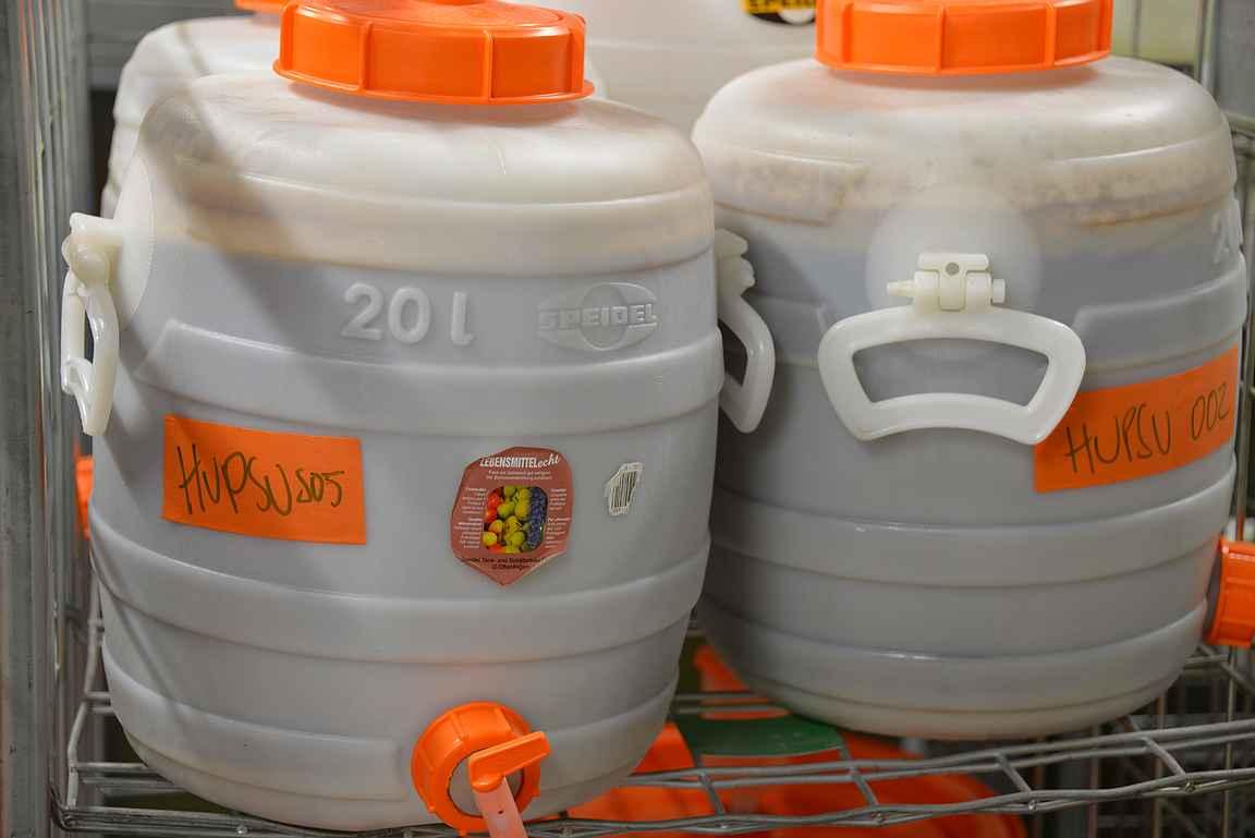 Olutta tehdään hyvin erilaisia eräkokoja.
