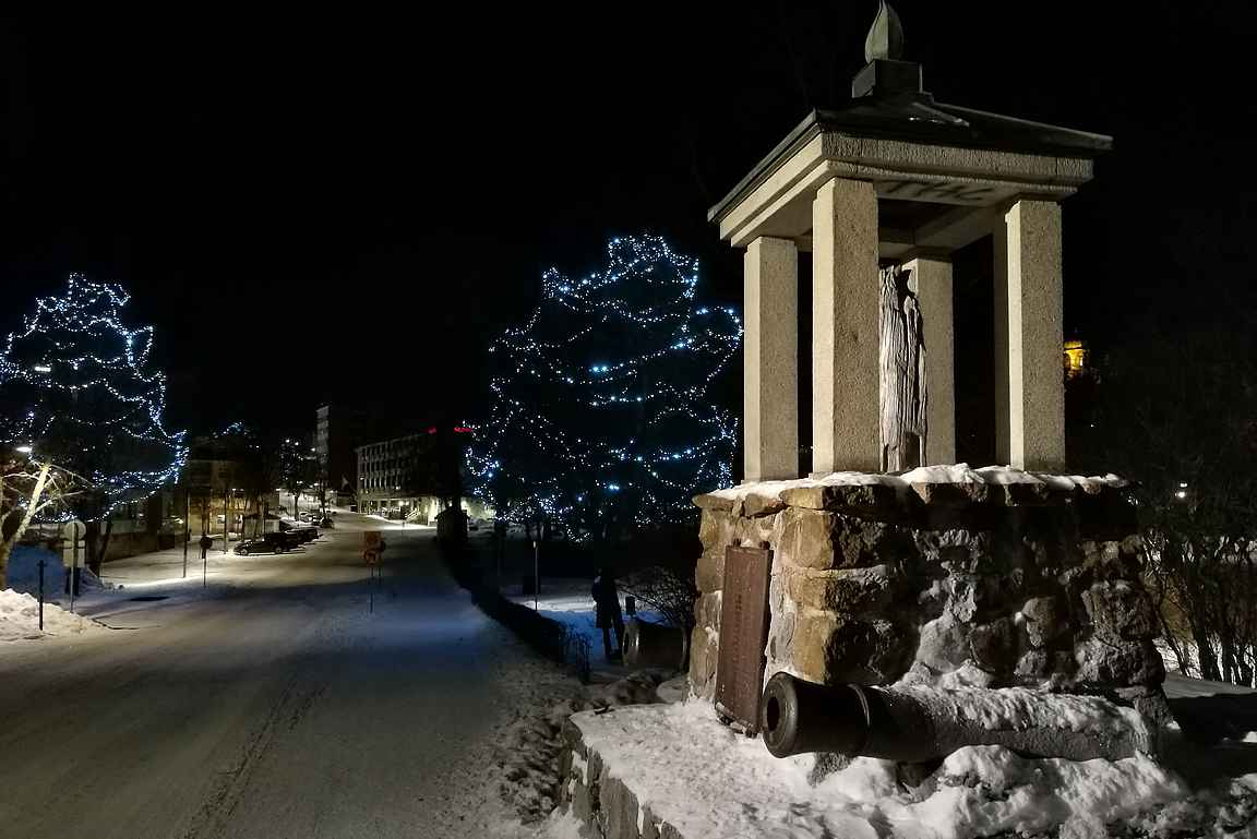 Lappeenranta by Night.
