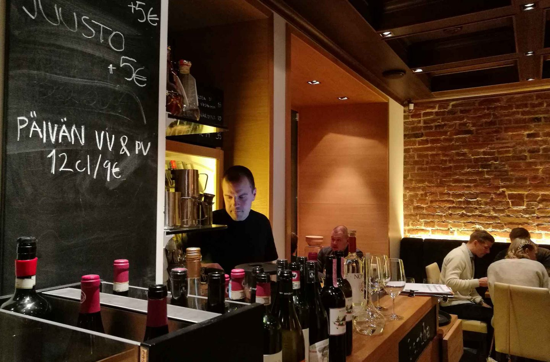 Tampereen parhaat ravintolat: Ravinteli Bertha