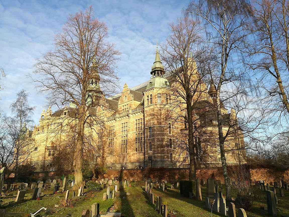Nordiska museet on Ruotsin suurin kulttuurihistoriallinen museo.