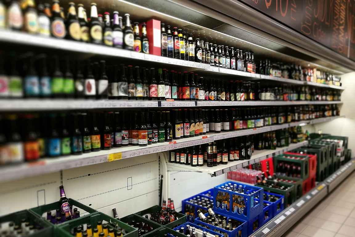 Kaubamajassa on hyvä perusvalikoima virolaisia pienpanimo-oluita.